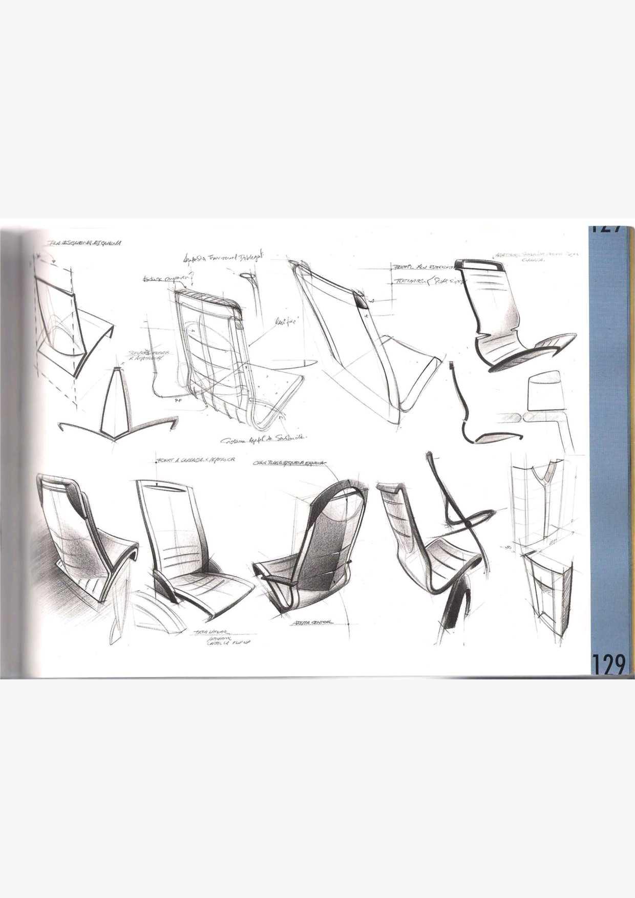 产品创意设计欧洲设计大师之创意草图(下)